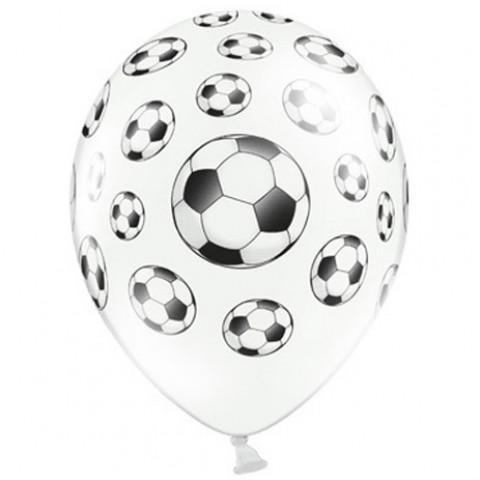 Balões Bolas Futebol