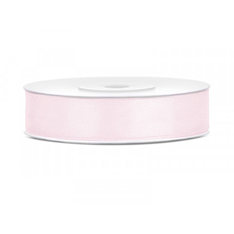 Fita 12mm - Cetim Rosa CLARO