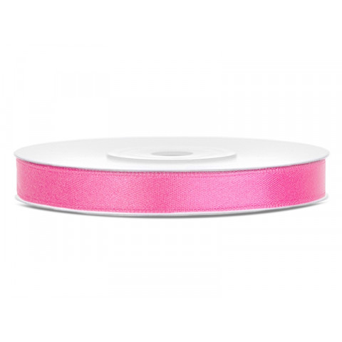 Fita 6mm - cetim rosa