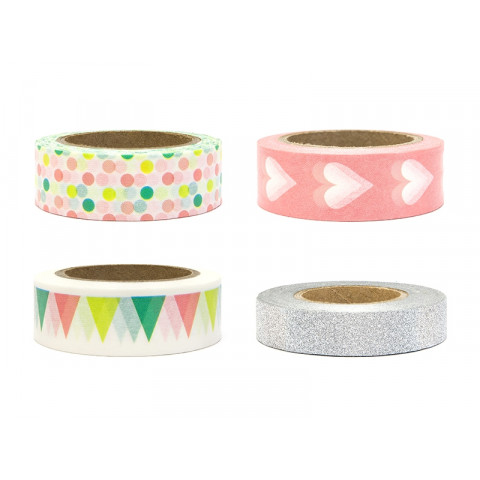 Washi Tape Deco