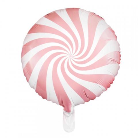 Balão Candy Rosa Claro 45cm