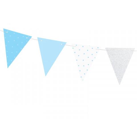 Grinalda Azul Silver
