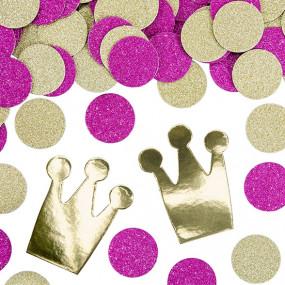 Confetis Princesa