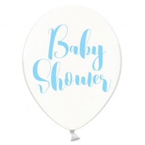 Balões BABY SHOWER  AZUL