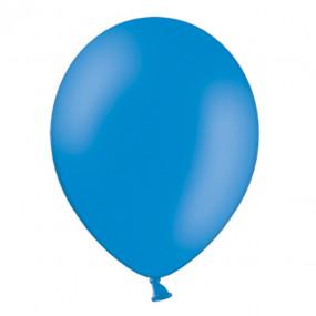 100 Balões Latex Azul