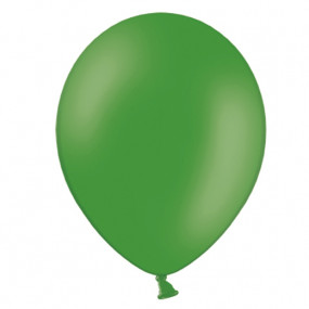 10 Balões Latex Verde Esmeralda