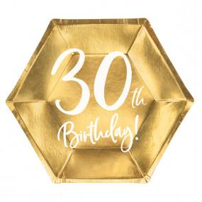 Pratos Dourados 30 Anos