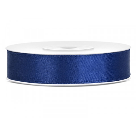 Fita 12mm - cetim Azul