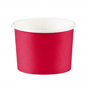 Copos Gelado / Pipocas Vermelhas - conj. 8