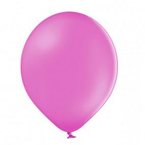 50 Balões Latex Rosa Forte 23CM