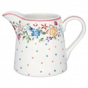 Greengate LEITEIRA Belle White