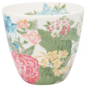 LATTE CUP ADELE WHITE GREENGATE