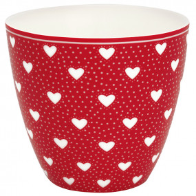 LATTE CUP GREENGATE Penny Red