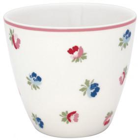 LATTE CUP Viola White Greengate