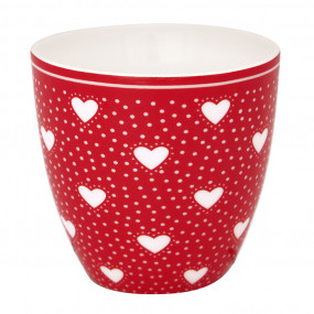MINI LATTE CUP GREENGATE Penny Red