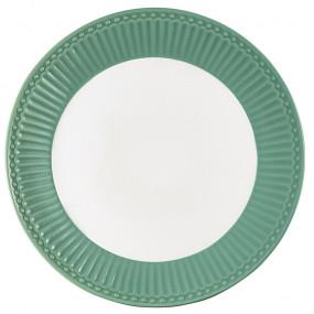 Greengate Prato Alice DUSTY Green  22,5cm
