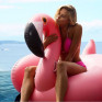 Colchão Flamingo Insuflável 155cm