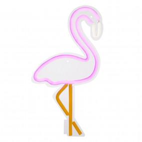 Luz Neon Flamingo