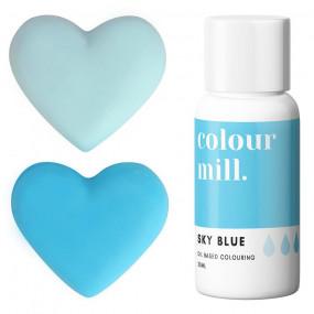 Corante COLOUR MILL Azul CÉU– 20ml