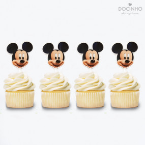 6 Toppers Mickey