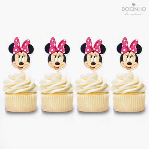 6 Toppers Minnie