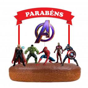 Topo Avengers