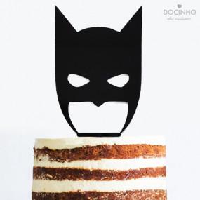 Topo Batman Preto