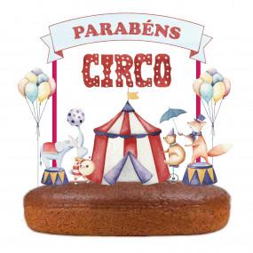 Topo Bolo Circo