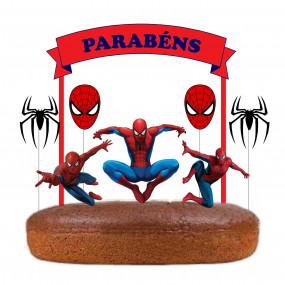 Topo Super Homem Aranha