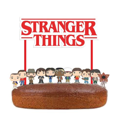 Topo Stranger Things