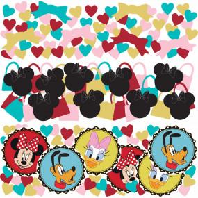 Confetis Minnie