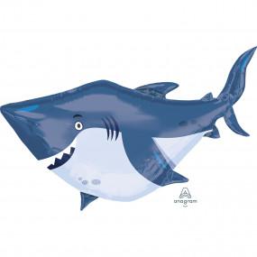 Balão Tubarão 100cm