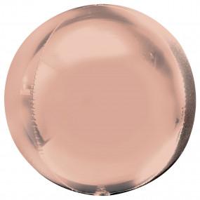 Balão Orbz Rosegold