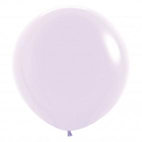 Balão Matte Pastel Lilás 60cm