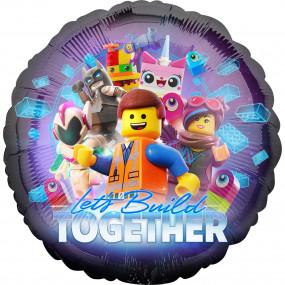 Balão Lego Movie 45cm