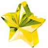 Peso Balão Estrela Dourada