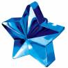 Peso Balão Estrela Azul