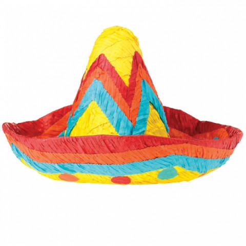 Pinhata Sombrero 3D
