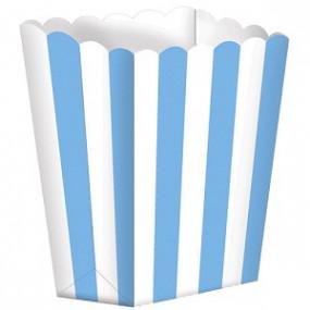 Pacotes Pipocas Riscas Azul