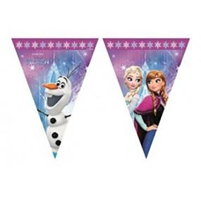 Bandeirolas Frozen