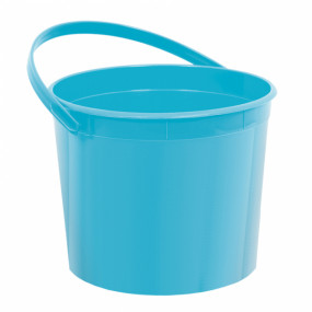 Balde Azul Turquesa