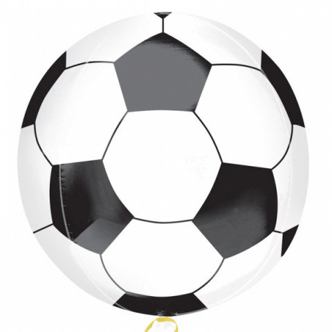 Balão Orbz Bola Futebol