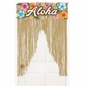 Cortina de Porta Aloha