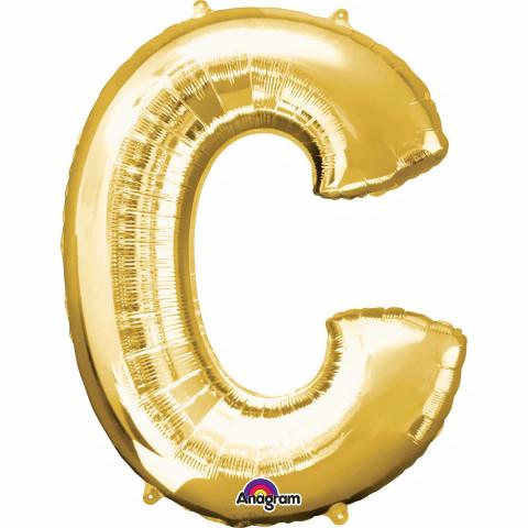 Balão C Dourado 86cm