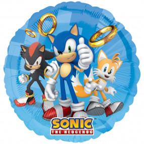 Balão Sonic 45cm