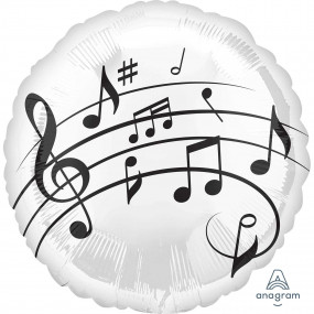 Balão Musica