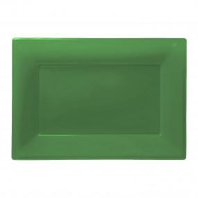Travessas Verde Conj.3
