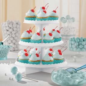 Expositor Cupcakes Branco