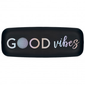 Travessa Good Vibes 44cm