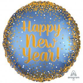 Balão Happy New Year -  45cm